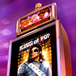 king of pop slots launched by Scientific Games