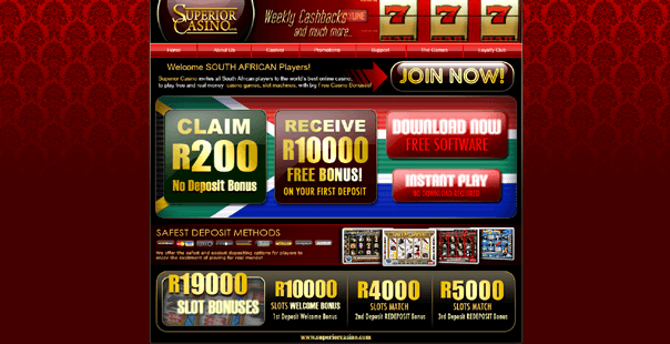 Casino reviews superior casino malaysia gambling statistics