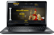 apollo slots online casino