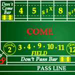 the rules of craps