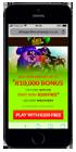 mobile slots garden online casino