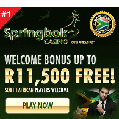 online casino welcome bonus in south african rand